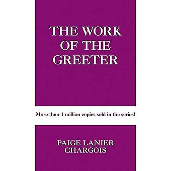 The Work of the Greeter (Work of the Church)