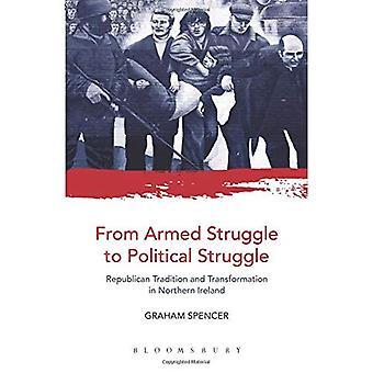 Dalla lotta armata alla lotta politica: tradizione repubblicana e trasformazione in Irlanda del Nord