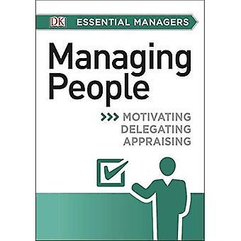 DK wesentliche Manager: Umgang mit Menschen