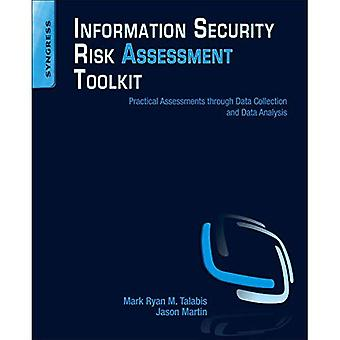 Information Security Risk Assessment Toolkit: Practical Assessments through Data Collection and Data Analysis