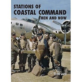 Stationen des Coastal Command damals und heute