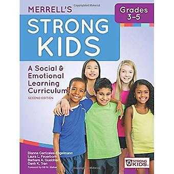 Merrell's Strong Kids: A Social and Emotional Learning Curriculum: Grades 3-5