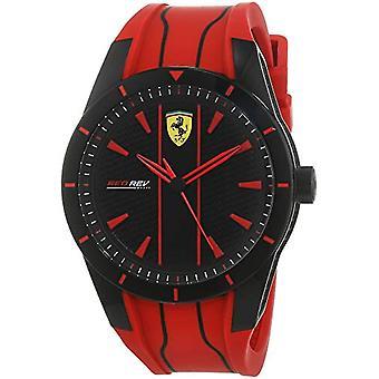 Scuderia Ferrari Quartz Analog Man Silicone wrist watch 830539