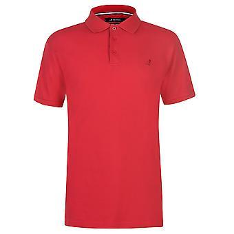 Kangol miesten Brit sovi Polo T paita Tee Top lyhythihainen Classic vaatteet