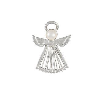 Éternelle Collection ange gardien Costume argent broche