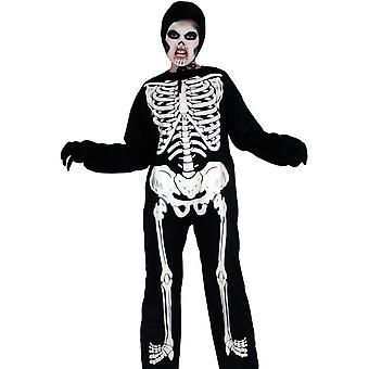 Dead Skeleton Child Costume