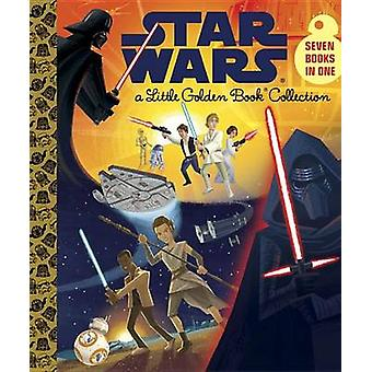Star Wars Little Golden Book Collection (Star Wars) by Golden Books -