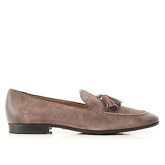 Tod's Xxm06b0ad800lvc417 Men's Brown Suede Loafers