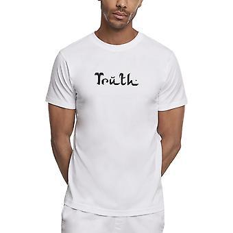 Mister Tea shirt-TRUTH branco