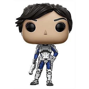 Funko-Mass Effect Andromeda Sara Ryder Pop! Vinyl-Figure-Spielzeug