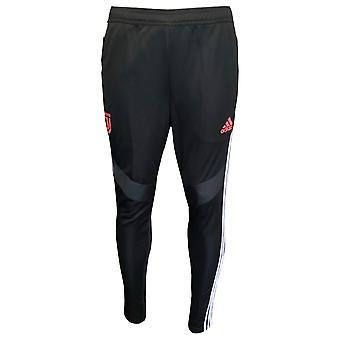 2019-2020 Juventus Adidas Training Pants (Black)
