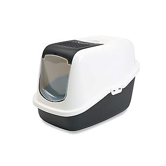 Savic Nestor Indoor Cat Toilet/Litter Box