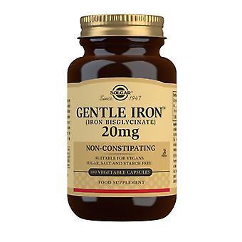Solgar Gentle Iron 20mg Vegicaps 180 (1250)