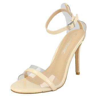 Ladies Anne Michelle High Heel Sandals F10902