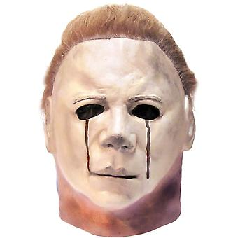 Michael Myers Blood Tears máscara para adultos