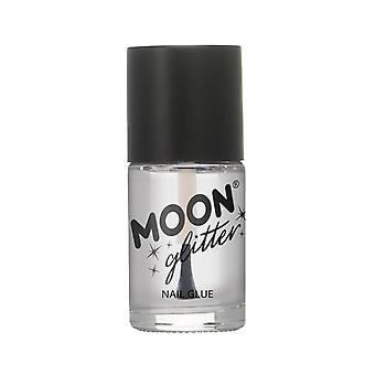Glitter Nail Glue by Moon Glitter - Suitable for use with all glitters including fine, chunky, holographic, iridescent and bio