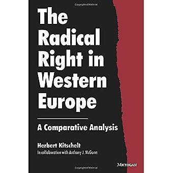 Die Rechtsradikalen in West-Europa: eine vergleichende Analyse
