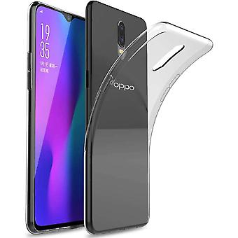 Oppo RX17 Neo Silikon Fall Transparent - CoolSkin3T