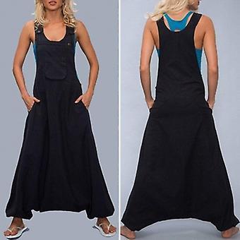 Nightclub Sleeveless Jumpsuit  Plus Size