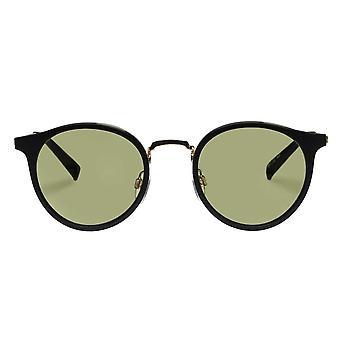Le Specs Mężczyźni's Tornado Matte Czarne okulary przeciwsłoneczne