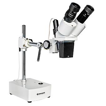 BRESSER Biorit ICD CS Stereo Microscopio LED