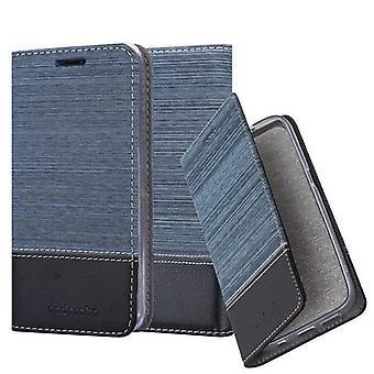 Cadorabo sag for Huawei Y5 2018 sag sag dække - telefon sag med magnetisk lås, stå funktion og kortrum - Sag Cover Beskyttende sag bog Foldestil