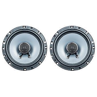 PG ljud EVO III 16.2F, 16 cm koaxial platta högtalare 1 par B-stock