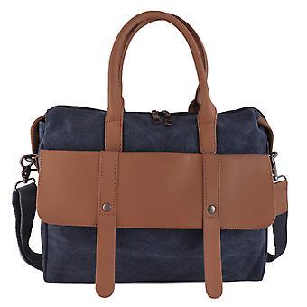 Klassisk design, taske med laptop rum/A4-multi-Color