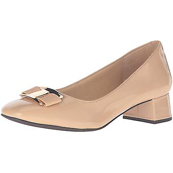 Trotters Womens Louise Closed Toe Classic Pumps