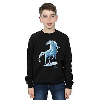 Disney Boys Frozen 2 Nokk The Water Spirit Sweatshirt
