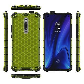 For Xiaomi Mi 9T / Mi 9T Pro Silicone Case Shock Hybrid TPU Protection Green Case Cover Case Accessories New