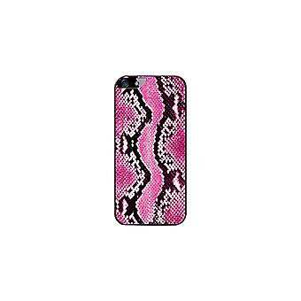 Hull Made In France Serpent Rose And Black For Apple IPhone 5