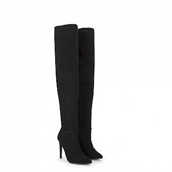 Onlineshoe Stiletto Heel Pointed Toe Over The Knee Thigh High Boots