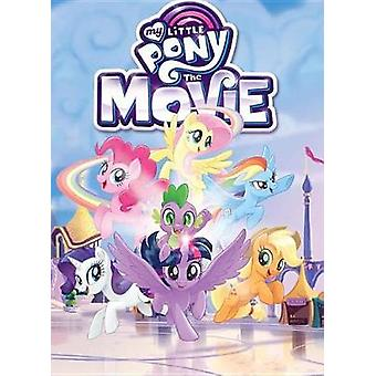 My Little Pony The Movie Adaptation by Meghan McCarthy