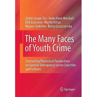 The Many Faces of Youth Crime  Contrasting Theoretical Perspectives on Juvenile Delinquency across Countries and Cultures by Josine Junger Tas & Ineke Haen Marshall & Dirk Enzmann & Martin Killias & Majone Steketee & Beata Gruszczynska