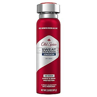 Old Spice Sweat Defense Ultimate Captain Invisible Spray
