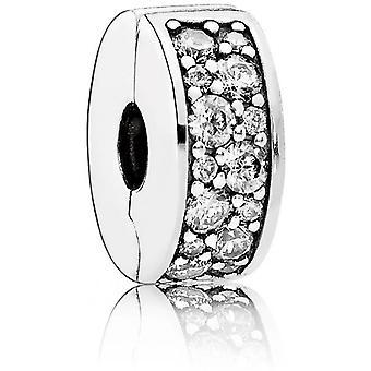 Fascino Pandora 791817CZ - fascino Clip l gance donna brillante