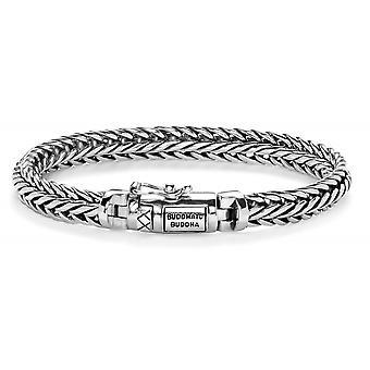 Buddha To Buddha J065 E Nurul XS Silver Size E Bracelet