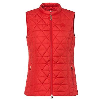 Olsen Spicy Red Gilet 15101303
