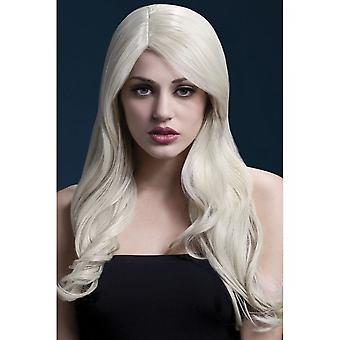 Smiffy's Fever Nicole Wig - Blonde