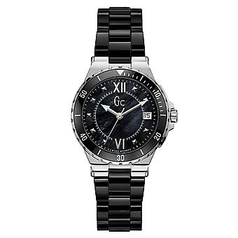 Gc Guess Collection Y42002l2mf Structura Women Watch 36 Mm