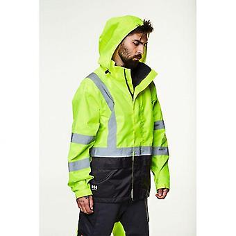 Helly hansen alta hi vis class 3 shell jacket 71071