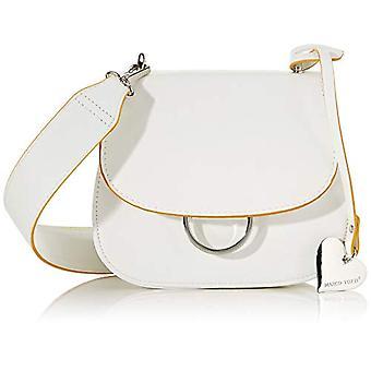 MARCO TOZZI 2-2-61012-24 White Women's shoulder bag (White/YELLOW 185)) 45x7x19 cm (B x H x T)