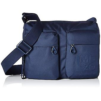 Mandarin Duck Md20 Blue Woman Strap Bag (Dress Blue) 8.5x20x29 centimeter (B x H x T)
