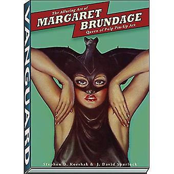 Die verführerische Kunst der Margaret Brundage: Königin der Zellstoff Pin-up-Kunst