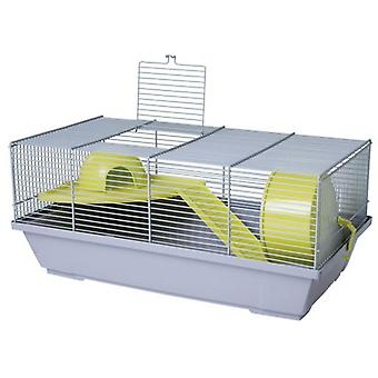 Voltrega Russian Grey Hamster Cage 117 (Small pets , Cages and Parks)