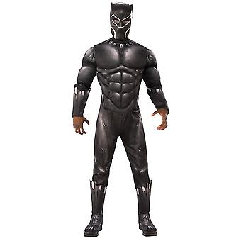 Costume adulto di pantera nera