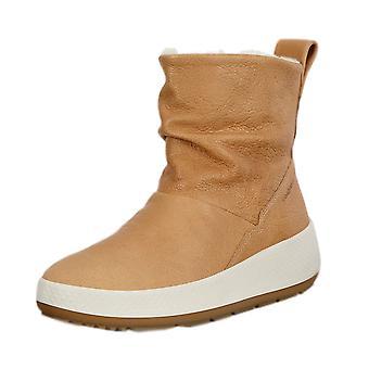 ECCO 801633 Ukiuk Ladies Casual Hydromax Boots In Volluto