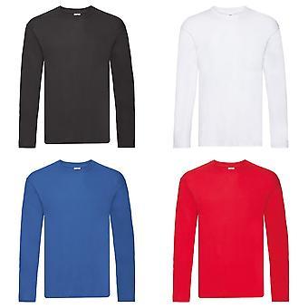 Fruits du métier à tisser Mens Original manches longues T-Shirt