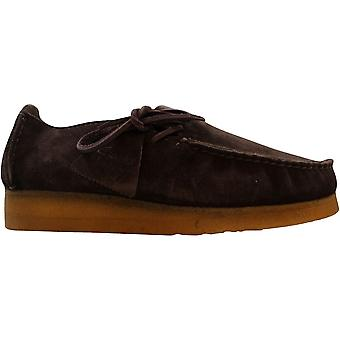 Clarks Lugger Brown Suede 70378 Men's